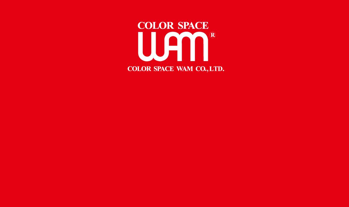 カラースペース ワム オフィシャルサイト